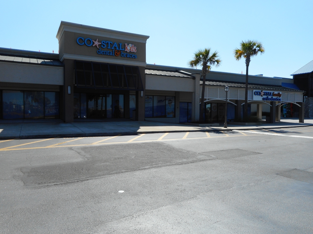 Coastal Kids Dental & Braces location picture on Rivers Ave. in North Charleston, SC.